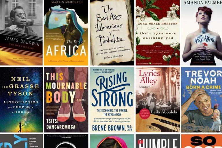 16 book recommendations for your 2019 reading list