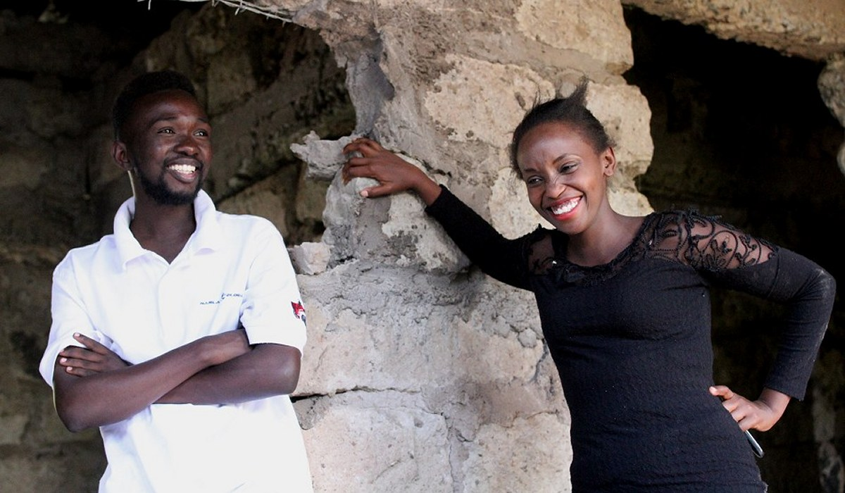 Introductions: Meet Doris and Anthony & their dream studio project