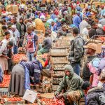 Mbare, Musika, the biggest vegetable market in Harare | FungaiFoto